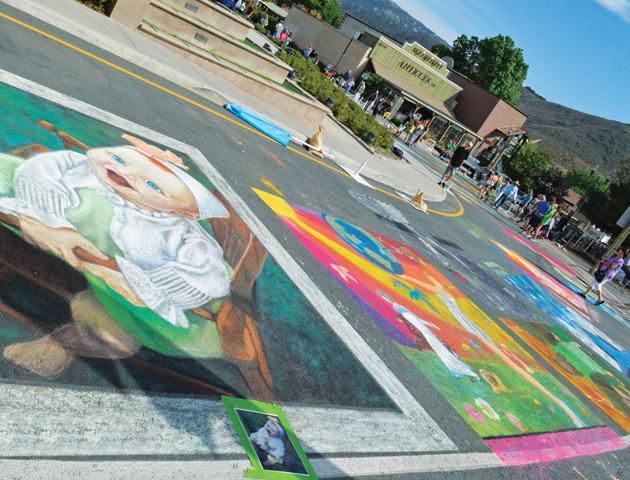Temecula Street Painting Festival