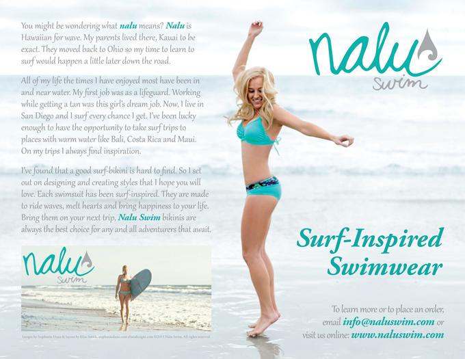 Nalu Swim Handout